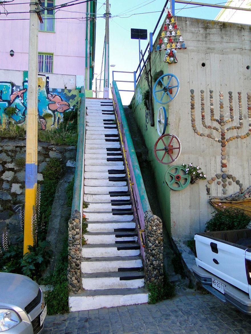 Valparaiso en Chile