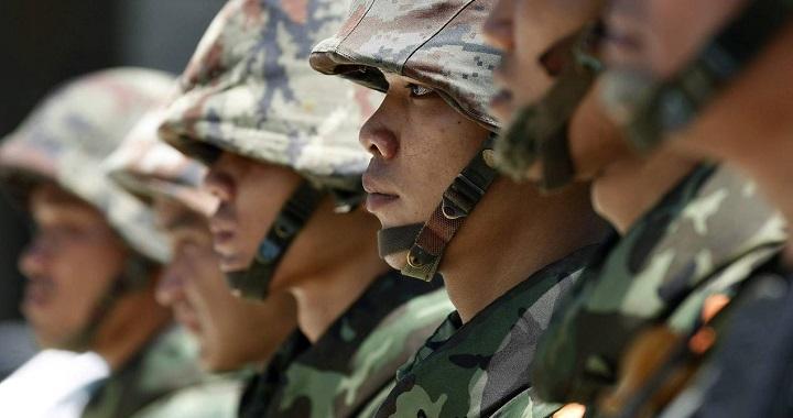 no viajar a Tailandia golpe de Estado