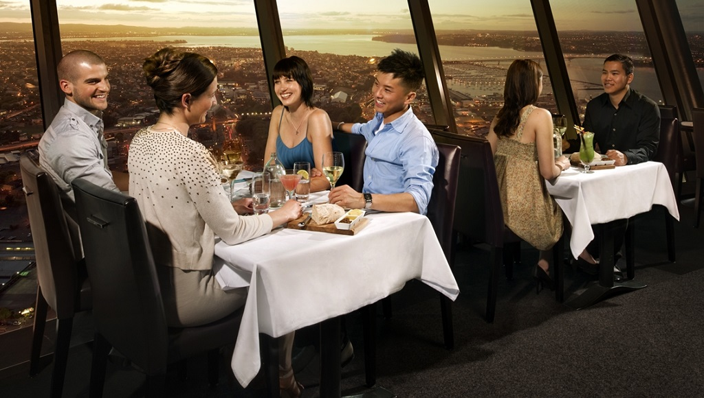 Sydney Tower Buffet