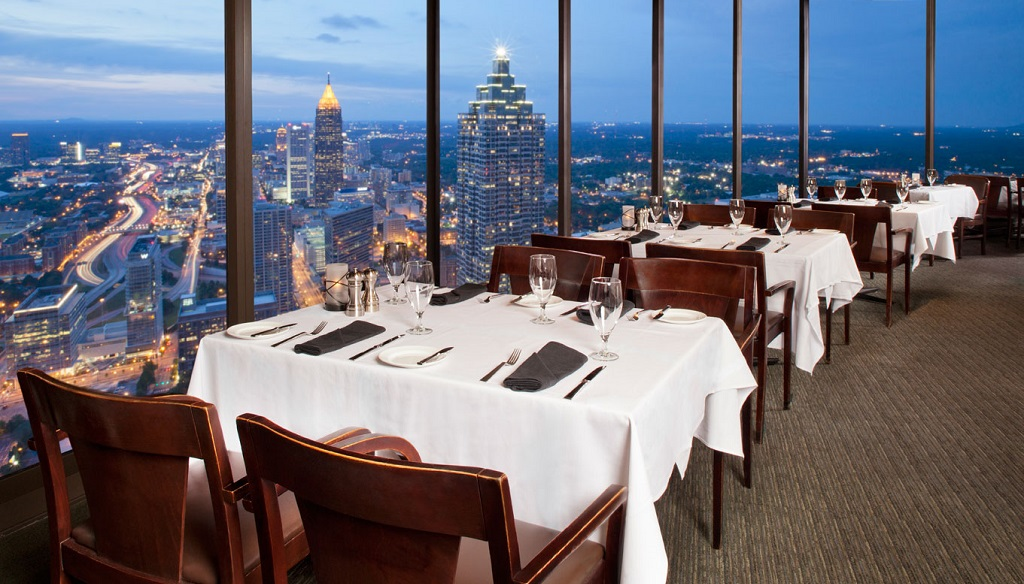 Eroof Top Restaurants Atlanta