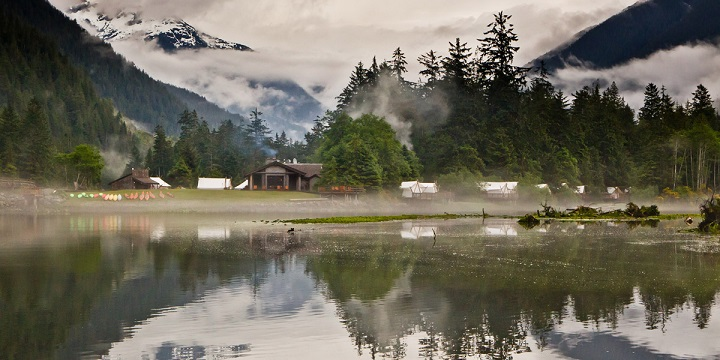Clayoquot Wilderness Ressort