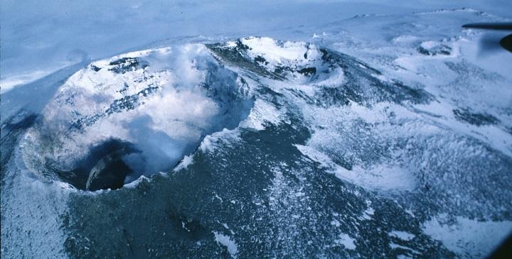 Lago Monte Erebus