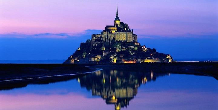 Lugares preciosos para visitar Normandia
