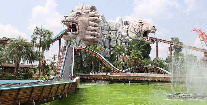 Parque acuatico Siam Park3