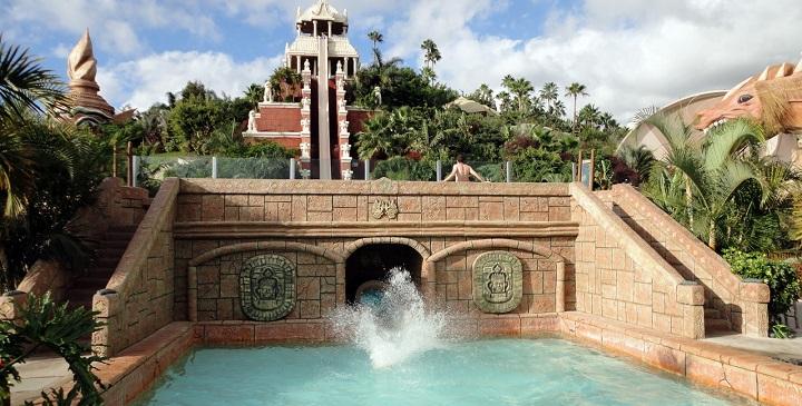 Parque acuatico Siam Park4