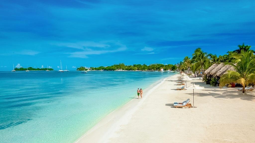 playa de Negril