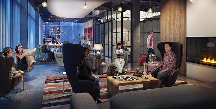 Moxy Hotel Milan IKEA1