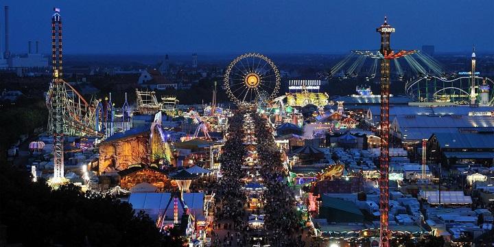 Oktoberfest Madrid 20141