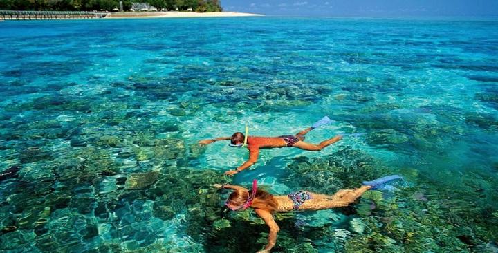 Snorkel en Tailandia2