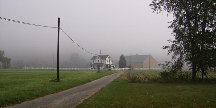 Centralia, un pueblo fantasma en Estados Unidos