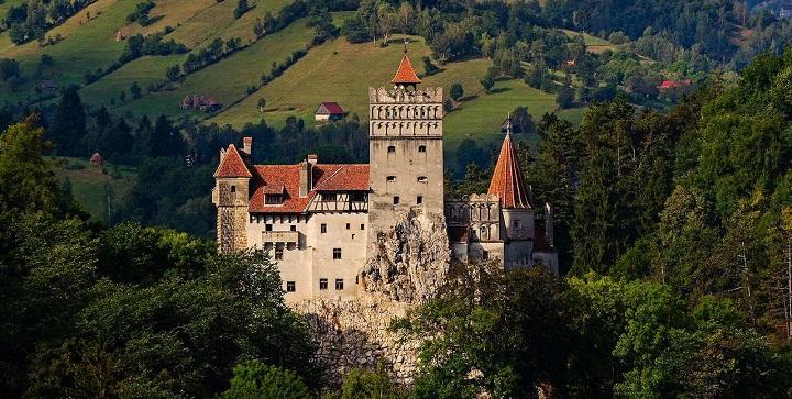 Destinos Halloween Castillo de Dracula