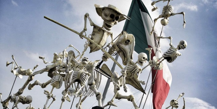 Destinos Halloween Ciudad de Mexico
