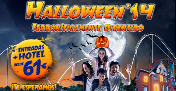 Destinos Halloween Port Aventura