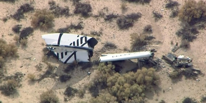 Accidente SpaceShipTwo