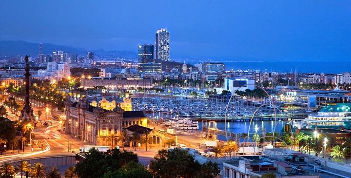Barcelona ciudad divertida