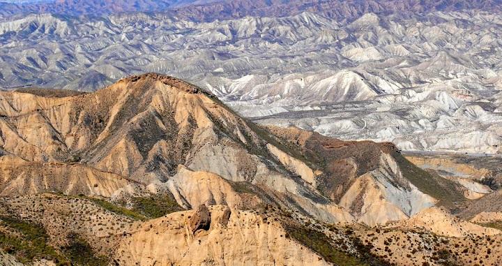 Desierto de Tabernas Almeria