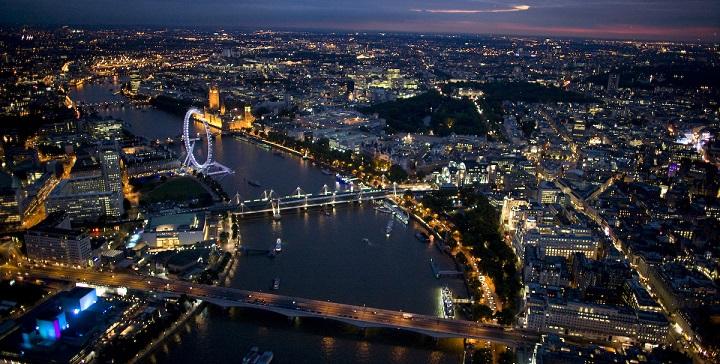 Londres ciudad divertida