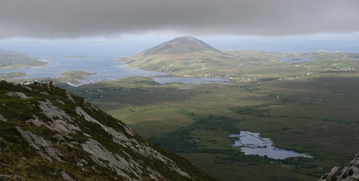 Parque Nacional de Connemara Irlanda1