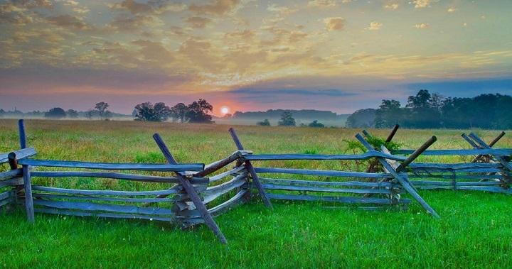 Parque Militar Nacional de Gettysburg Estados Unidos