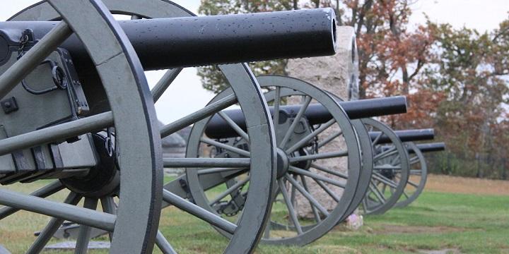 Parque Militar Nacional de Gettysburg Estados Unidos1
