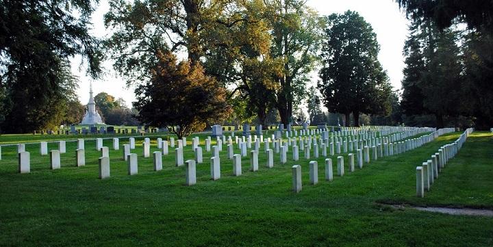 Parque Militar Nacional de Gettysburg Estados Unidos2