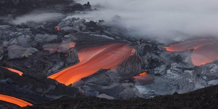 Parque Nacional de los volcanes Hawai4