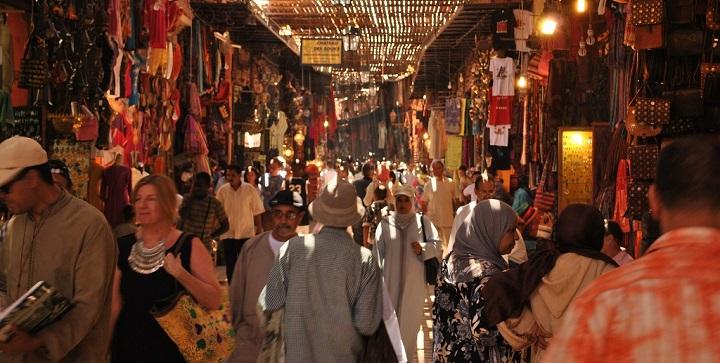Zoco Marrakech Marruecos1
