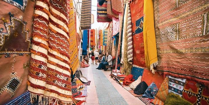Zoco Marrakech Marruecos3