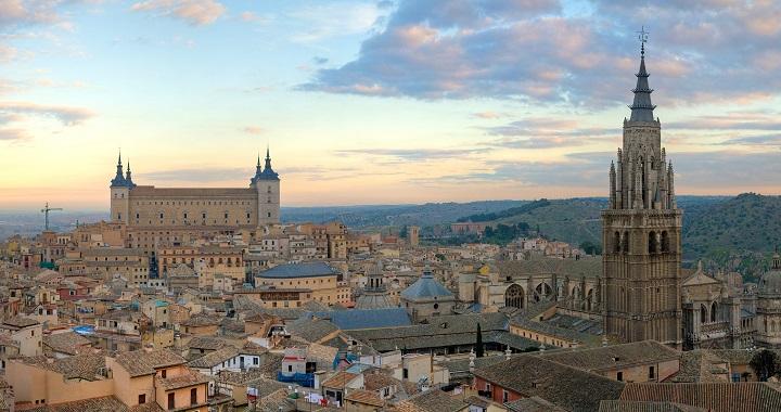 Cuevas de Hercules Toledo