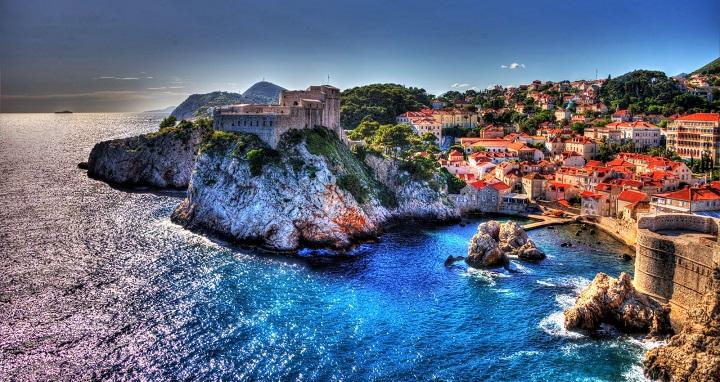 Las ciudades m s importantes de croacia for Oficina de turismo croacia