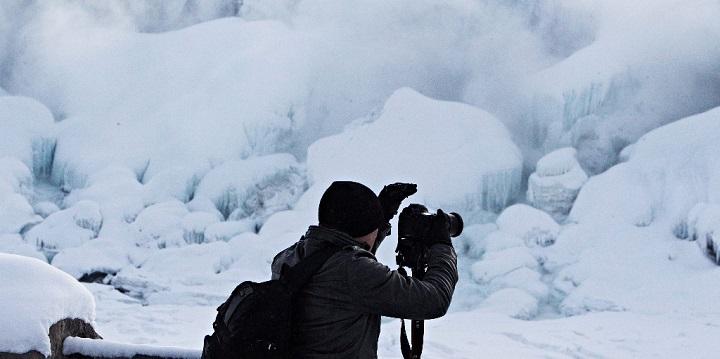 Heladas Cataratas Niagara2