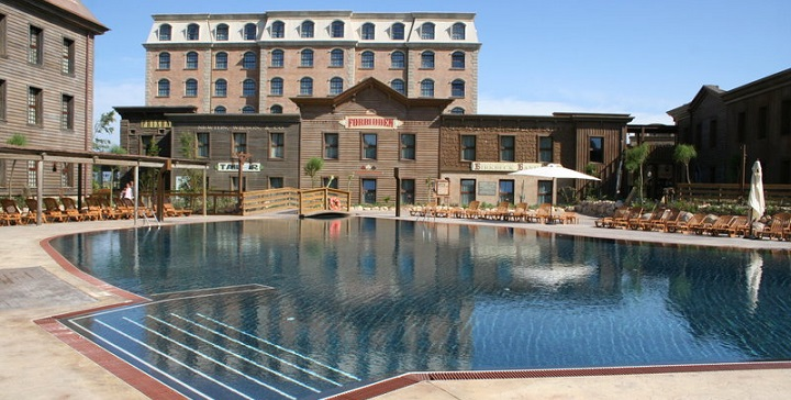 Hoteles en portaventura - Port aventura accommodation ...