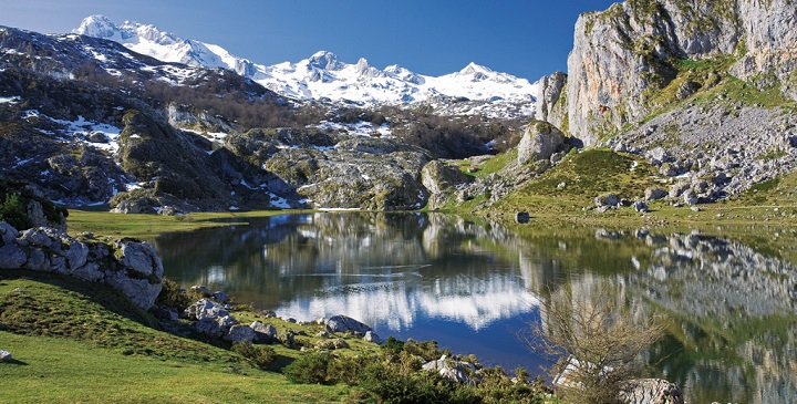 Lagos de Covadonga Asturias1