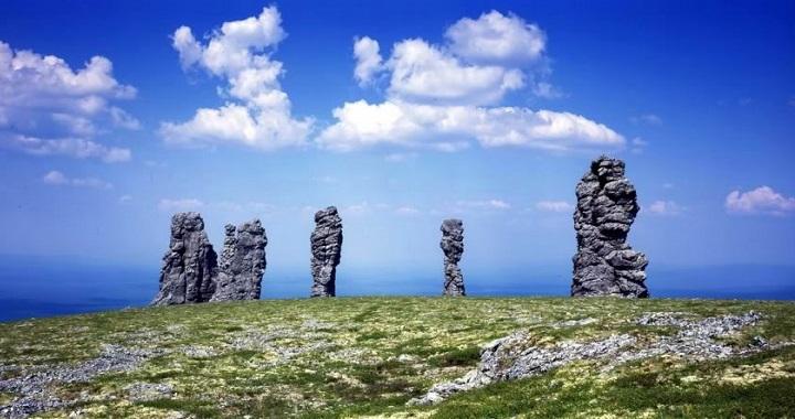 Los Siete Gigantes Montes Urales