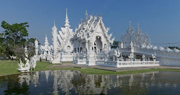 Wat Rong Khun Tailandia