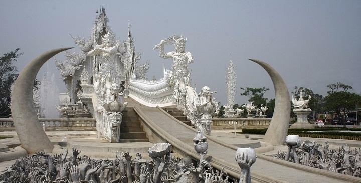 Wat Rong Khun Tailandia1