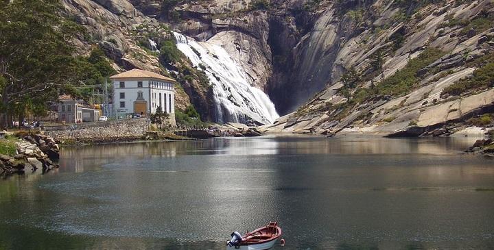 Cascada del Ezaro Galicia1