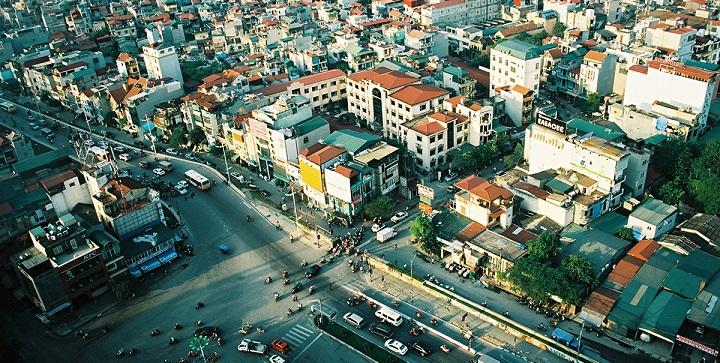 Baños Arabes Londres:En cuarta posición encontramos Hanói, la capital de Vietnam, que