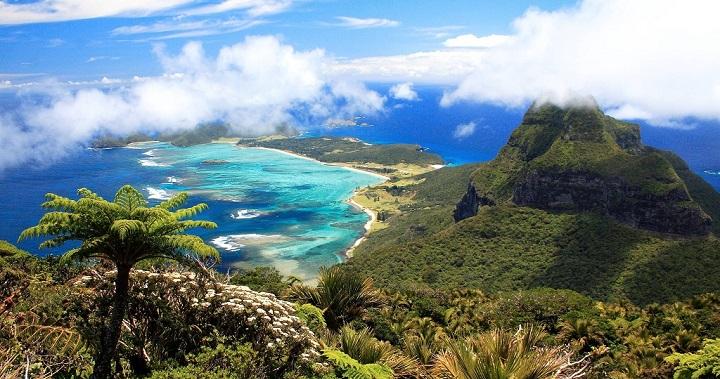 Isla de Lord Howe Australia