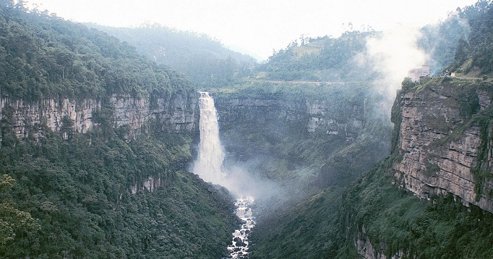 Salto de Tequendama Colombia