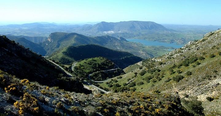 Sierra de Grazalema Andalucia