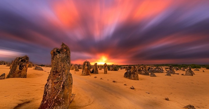 The Pinnacles Australia