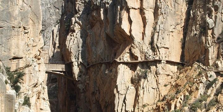 desfiladero de los gaitanes Malaga1