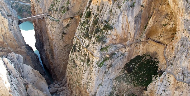 desfiladero de los gaitanes Malaga2