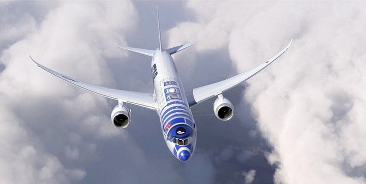 Avion Star Wars ANA2