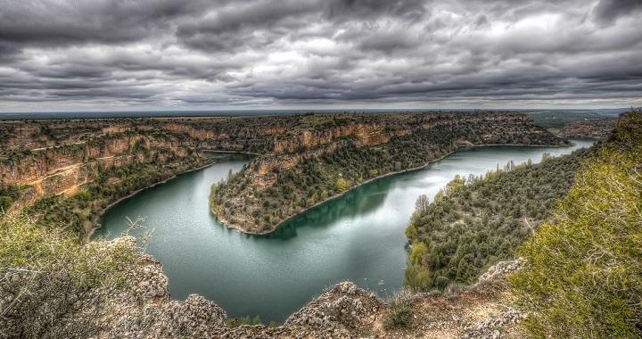 Hoces del Duraton Segovia