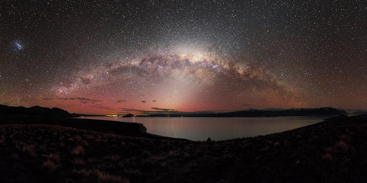 Lago Tekapo Nueva Zelanda3