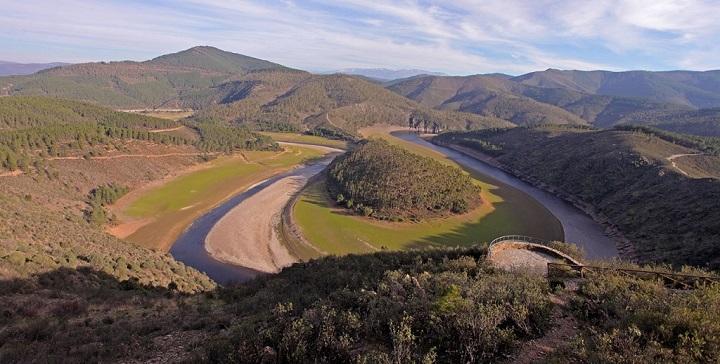 Meandro del Melero Extremadura1