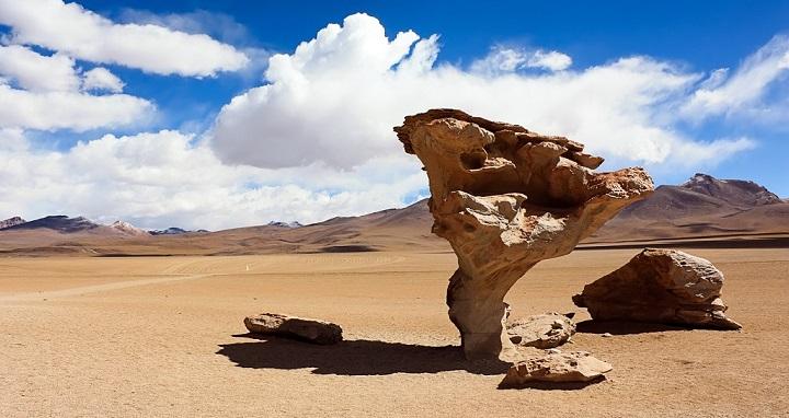 Desierto Salvador Dali Bolivia