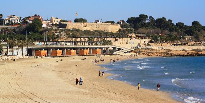 Playa El Miracle